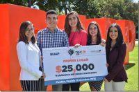 Estudiantes UDLAP hacen el 1-3 en el Creatón 2018