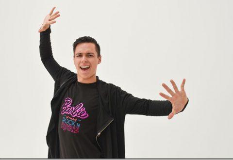 Egresado UDLAP participará en Musical Barbie Rock & Royals