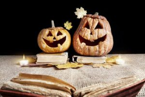 Libros que leer en Halloween…