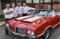 La UDLAP será la vitrina más grande de autos antiguos en perfecto estado