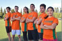 Los Aztecas de atletismo conquistan el estado