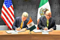 El Centro de Estudios Hemisféricos de Defensa William J. Perry firma con UDLAP su primer acuerdo de cooperación académica con universidad de México