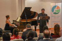 El tenor internacional Rogelio Marín y la reconocida pianista alemana Susanna Klovsky, visitan la UDLAP