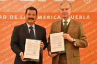 UDLAP y San Pedro Cholula signan convenio de colaboración