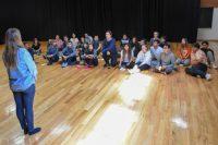 El actor y coach Francisco J. Medina visita la UDLAP para impartir su primer taller en México