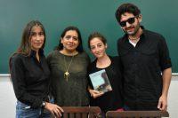 "Egresada UDLAP presenta libro ""De la ceguera a la imagen"""
