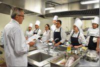 Reconocido chef suizo visitó la UDLAP
