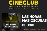 Las horas más oscuras- Cineclub UDLAP