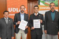 UDLAP y AMAAC estrechan lazos y signan convenio de colaboración