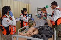 UDLAP sede de la Primera Jornada de Simulacion en Medicina Prehospitalaria