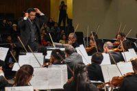 Auditorio de la UDLAP sede del concierto de clausura de la sexta edición del Curso de Dirección Orquestal