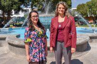Estudiante y profesora de la UDLAP participan en Congreso Internacional de Traducción