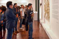 """""""De la materia a la idea"""", exposición temporal de Capilla del Arte UDLAP seguirá disponible para el público poblano"""