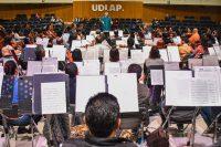 Sexto Curso de Dirección Orquestal UDLAP con jóvenes directores de México