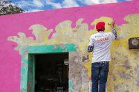 Estudiantes UDLAP realizan proyecto de equipamiento urbano para el Barrio de Jesús Tlatempa