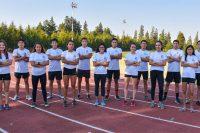 ¡Y arrancan! las competencias para los Aztecas de atletismo