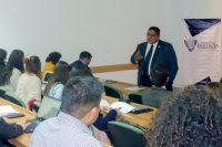 """Imparte magistrado David Paz Moreno en UDLAP, Cátedra """"Tribunal de Justicia Administrativa del Estado de Puebla y la Justicia Administrativa Local"""""""