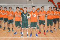 Afortunado debut de la Tribu Verde de voleibol