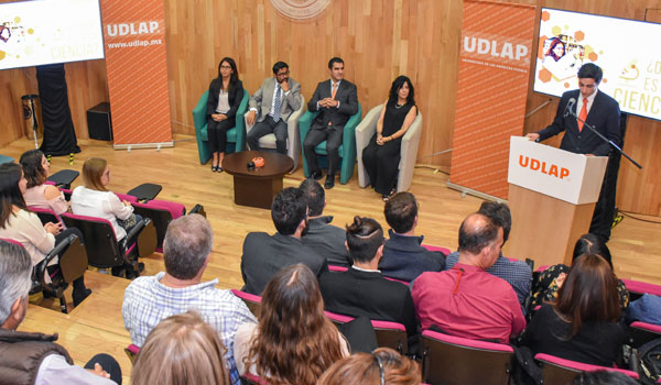 UDLAP entrega premios de la cuarta edición del concurso ¿Dónde está la ciencia?