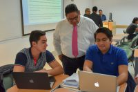 """Magistrado David Paz Moreno implementa mesas de trabajo con alumnos de la UDLAP durante la impartición de la cátedra """"Tribunal de Justicia Administrativa, Recursos en Materia Administrativa """""""