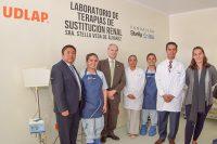 La Universidad de las Américas Puebla y Fundación Stella instituyen Laboratorio de terapia de sustitución renal