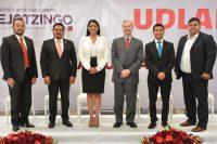 Presentan convocatoria beca UDLAP y Ayuntamiento de Huejotzingo