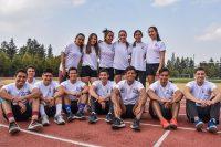 La Tribu Verde enfrenta un nuevo desafío: la Olimpiada Regional