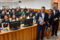 Estudiantes UDLAP conocen nuevas tendencias de impulso a la competitividad industrial