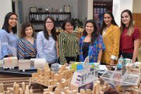 Estudiantes de Arquitectura de interiores presentan su proyecto ante AMANC