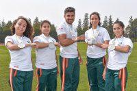 La Tribu Verde quiere un lugar en el certamen internacional de atletismo