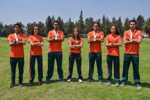 Olimpiada Nacional resultó un buen entremés para los Aztecas UDLAP