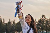 Ana Zulema Ibáñez, la mexicana que hará historia en el taekwondo mundial