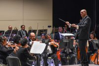 Músico UDLAP dirige a la Orquesta Sinfónica del Benemérito Conservatorio del Estado de Puebla