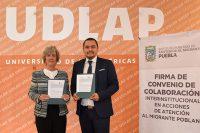 La UDLAP y el IPAM se comprometen por el bien universitario y del migrante
