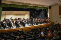 Concluye 4° Encuentro de Bandas Sinfónicas con gira por el país