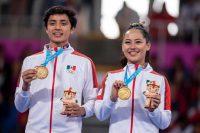 Ana Zulema Ibáñez, una Azteca UDLAP que consigue el oro panamericano para México