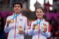 Medallista de oro mexicana acumula 9.8 de promedio en Arquitectura