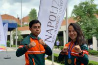 Aztecas satisfacen a México con su actuar en la Universiada Mundial