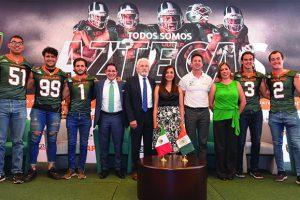 Los Aztecas UDLAP deben ser el equipo de la década en México