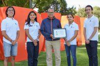 Asociación estudiantil de la UDLAP fue galardonada internacionalmente