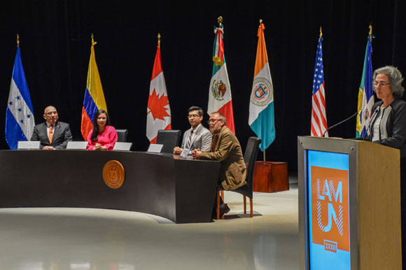 UDLAP realiza trigésima segunda edición del Modelo Latinoamericano de Naciones
