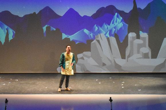 Ópera UDLAP: presentó una selección de arias de Mozart