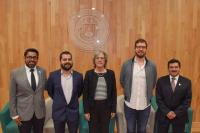 Se reúnen en UDLAP expertos nacionales e internacionales en Ciencia de Datos e Inteligencia Artificial