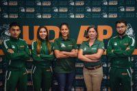 Los Aztecas UDLAP alistan su estrategia para el Campeonato Nacional de taekwondo
