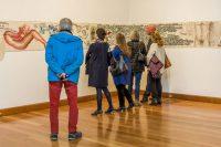 Académico UDLAP expone en el Museo de Artes Visuales de Santiago de Chile