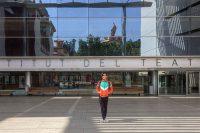 Estudiante UDLAP seleccionado para el Gaga Intensive in Barcelona