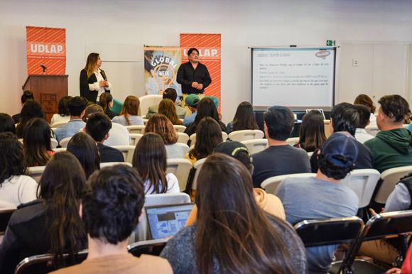 Global Entrepreneurship Week UDLAP