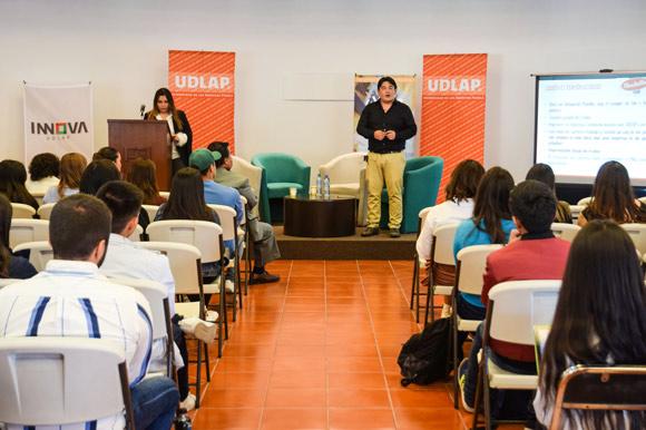 cinco conferencias que promueven la innovación, la imaginación y la creatividad en jóvenes innovadores y emprendedores