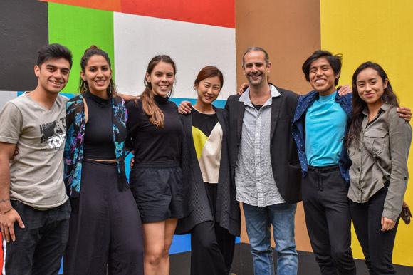 Estudiantes y egresada participan en el Texas DanceImprovisation Festival UDLAP