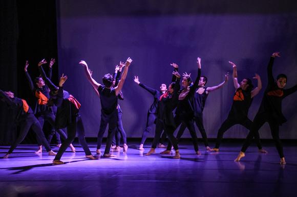 Diversidad dancística UDLAP